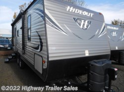 New 2016  Keystone Hideout 21FQWE by Keystone from Highway Trailer Sales in Salem, OR