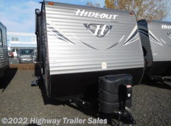 New 2017  Keystone Hideout 22RBWE by Keystone from Highway Trailer Sales in Salem, OR