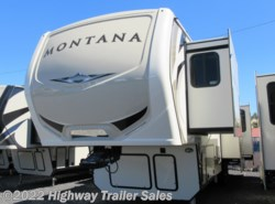 New 2019 Keystone Montana 3560RL available in Salem, Oregon