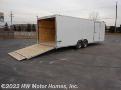 New 2017  Stealth Super Lite 85 24  Car Hauler -  Aluminum by Stealth from HW Motor Homes, Inc. in Canton, MI