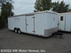 Used 2002  Cargo Mate  Qualifier - 8524 Auto  Hauler by Cargo Mate  from HW Motor Homes, Inc. in Canton, MI