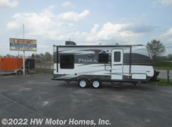 New 2016  Palomino Puma 19 RL by Palomino from HW Motor Homes, Inc. in Canton, MI