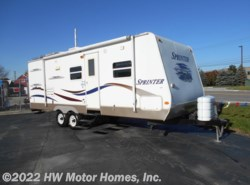 Used 2007  Keystone Sprinter  by Keystone from HW Motor Homes, Inc. in Canton, MI