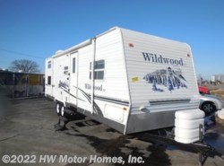 Used 2006  Forest River Wildwood 29 BH Super Slide by Forest River from HW Motor Homes, Inc. in Canton, MI