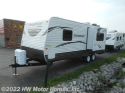 New 2015  Palomino Canyon Cat 25RKC by Palomino from HW Motor Homes, Inc. in Canton, MI