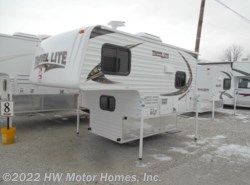 New 2017  Travel Lite Truck Campers Super  Lite  700 - Sofa by Travel Lite from HW Motor Homes, Inc. in Canton, MI