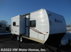 New 2014  Skyline Nomad RETRO 230 Double Slide - Aluminum by Skyline from HW Motor Homes, Inc. in Canton, MI