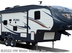 New 2017  Palomino Puma 255RKS by Palomino from HW Motor Homes, Inc. in Canton, MI