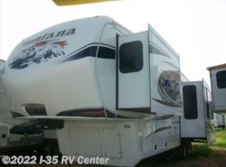 Used 2012  Keystone Montana Hickory 3585SA by Keystone from I-35 RV Center in Denton, TX