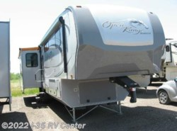Used 2012  Open Range Residential R398RLS by Open Range from I-35 RV Center in Denton, TX
