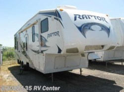 Used 2011  Keystone Raptor 300MP by Keystone from I-35 RV Center in Denton, TX