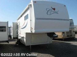 Used 2001  Forest River Cardinal 32CKT by Forest River from I-35 RV Center in Denton, TX