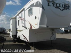 Used 2009  Miscellaneous  Cyclone RV 3914  by Miscellaneous from I-35 RV Center in Denton, TX