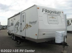 Used 2009  Forest River Flagstaff 831RLBSS by Forest River from I-35 RV Center in Denton, TX