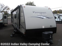 New 2017  Keystone Passport Ultra Lite Grand Touring 2400BH by Keystone from Indian Valley Camping Center in Souderton, PA