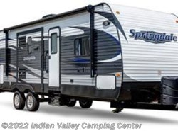 New 2016  Keystone Springdale 311RE by Keystone from Indian Valley Camping Center in Souderton, PA
