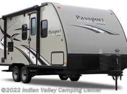 New 2017  Keystone Passport Ultra Lite Express 175BH by Keystone from Indian Valley Camping Center in Souderton, PA
