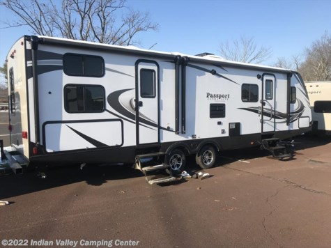 2018 Keystone Passport Ultra Lite Grand Touring 3220BH