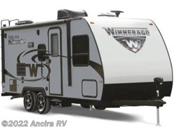 New 2017  Winnebago Micro Minnie 2106DS by Winnebago from Ancira RV in Boerne, TX