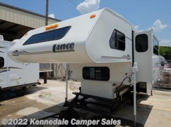 "Used 2003  Lance  1161 11'11"" **AS IS** by Lance from Kennedale Camper Sales in Kennedale, TX"