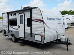 "Used 2016  Keystone  Summerland 1700 FQ 21'6"" by Keystone from Kennedale Camper Sales in Kennedale, TX"