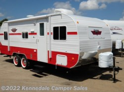"New 2017  Riverside RV White Water Retro 195 24'7"" by Riverside RV from Kennedale Camper Sales in Kennedale, TX"