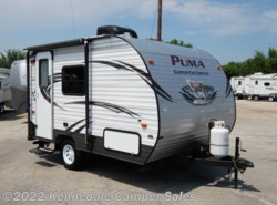 "Used 2016  Forest River  Palomino Canyon Cat 12RBC 16'3"" by Forest River from Kennedale Camper Sales in Kennedale, TX"