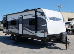 "Used 2015  Keystone Springdale 260 TB 28'6"" by Keystone from Kennedale Camper Sales in Kennedale, TX"