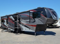 Used 2014  Dutchmen Voltage 3905 42' **TOYBOX** by Dutchmen from Kennedale Camper Sales in Kennedale, TX