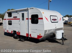 "Used 2015  Riverside RV White Water Retro 181B 19'6"" by Riverside RV from Kennedale Camper Sales in Kennedale, TX"