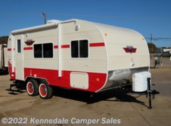 "New 2017  Riverside RV White Water Retro 180R 20'6"" by Riverside RV from Kennedale Camper Sales in Kennedale, TX"