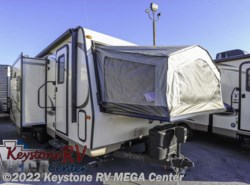 New 2017  Forest River Flagstaff Shamrock 23IKSS by Forest River from Keystone RV MEGA Center in Greencastle, PA