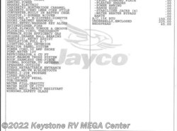 New 2017  Jayco Jay Flight SLX 267BHSW by Jayco from Keystone RV MEGA Center in Greencastle, PA