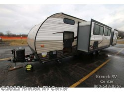 Used 2015  Forest River Grey Wolf 29DSFB
