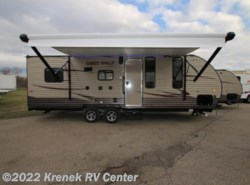 New 2016  Forest River Grey Wolf 22RR by Forest River from Krenek RV Center in Coloma, MI