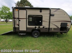 New 2017  Forest River Cherokee Wolf Pup 17RP by Forest River from Krenek RV Center in Coloma, MI