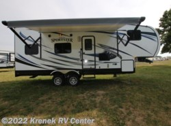 New 2017  K-Z  Sportsmen® Sportster 265TH by K-Z from Krenek RV Center in Coloma, MI