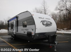 New 2017  Forest River Cherokee Wolf Pack 24PACK14 by Forest River from Krenek RV Center in Coloma, MI
