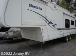 Used 2001  Keystone Montana 3255RL by Keystone from Ansley RV in Duncansville, PA