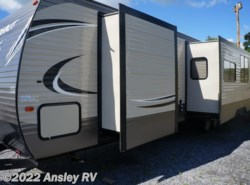 New 2017  Keystone Hideout 38FQTS by Keystone from Ansley RV in Duncansville, PA