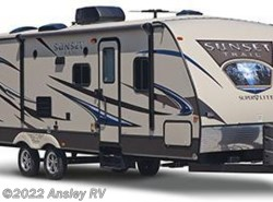 Used 2014  CrossRoads Sunset Trail Super Lite ST220RB by CrossRoads from Ansley RV in Duncansville, PA