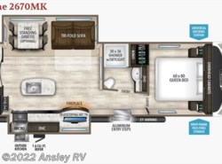 New 2017  Grand Design Imagine 2670MK by Grand Design from Ansley RV in Duncansville, PA