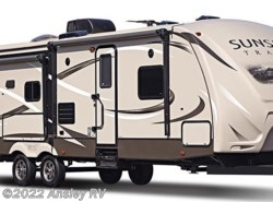 New 2017  CrossRoads Sunset Trail Super Lite SS254RB by CrossRoads from Ansley RV in Duncansville, PA