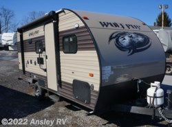 New 2017  Forest River Wolf Pup 16BHS by Forest River from Ansley RV in Duncansville, PA
