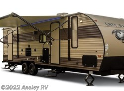 New 2017  Forest River Grey Wolf 23DBH by Forest River from Ansley RV in Duncansville, PA