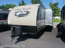 New 2019 Forest River Grey Wolf 26DBH available in Duncansville, Pennsylvania