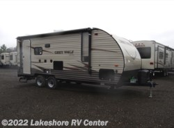 New 2016 Forest River Grey Wolf 19RR available in Muskegon, Michigan