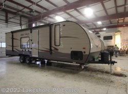 New 2016 Forest River Grey Wolf 26RR available in Muskegon, Michigan