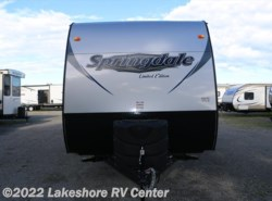 New 2017  Keystone Springdale 260LE by Keystone from Lakeshore RV Center in Muskegon, MI