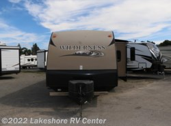 Used 2014  Heartland RV Wilderness 3150DS by Heartland RV from Lakeshore RV Center in Muskegon, MI